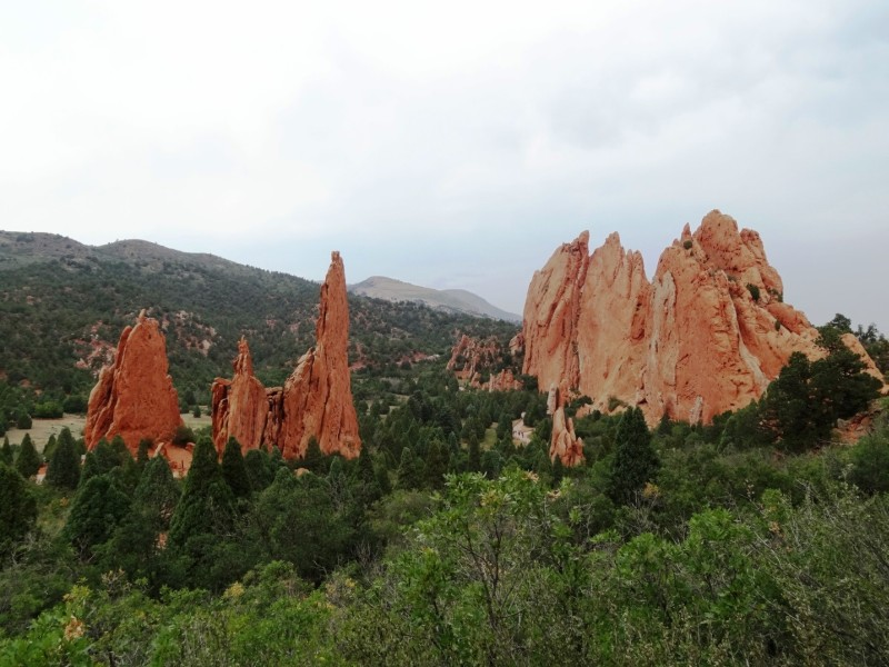 Garden of the Gods Colorado – A Unique Place You Cannot Miss