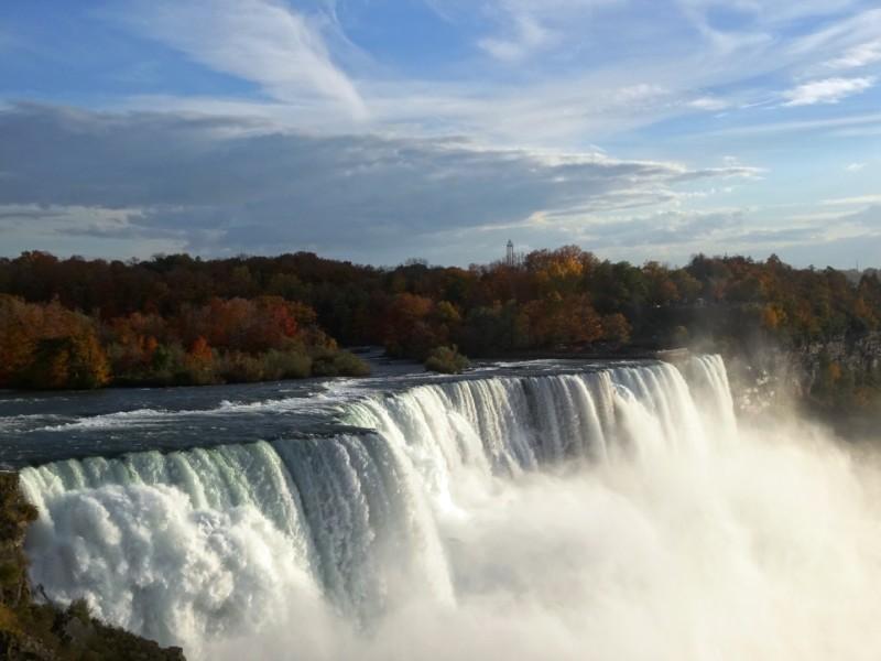 The Incredible Experience of Niagara Falls