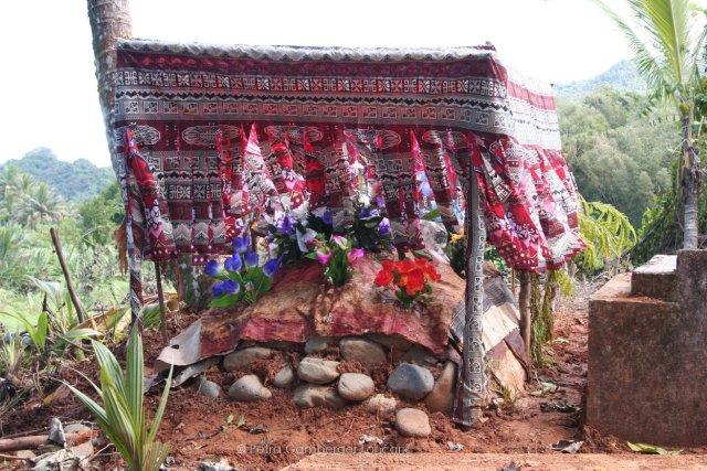 Local grave