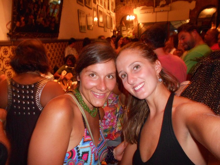 Samba na Gamboa, best place to see original roda da samba