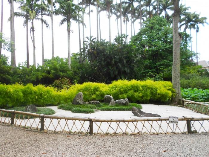 Rio botanical zen garden