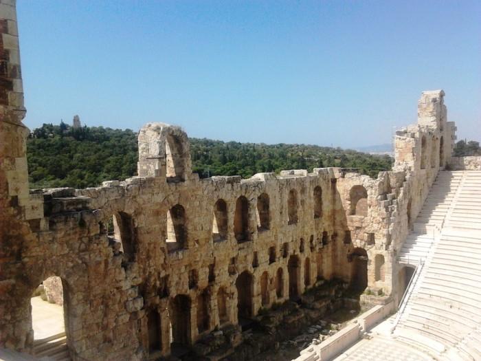 The Theatre of Herod Atticus