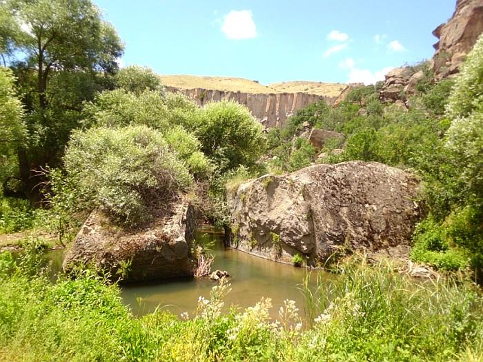 Ihlara Canyon - Cappadocia, Turkey