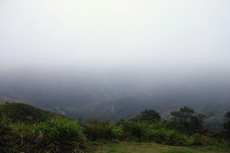 Ciudad Perdida - The view