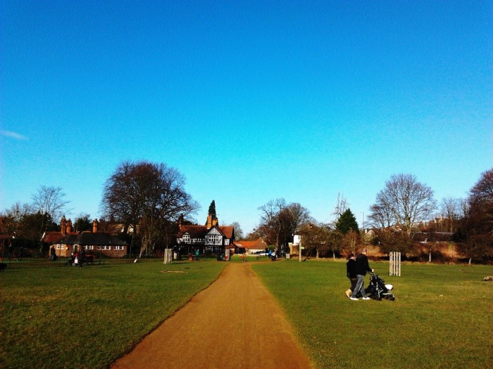 Richmond Park London – A Piece of Heaven in a Metropolitan City