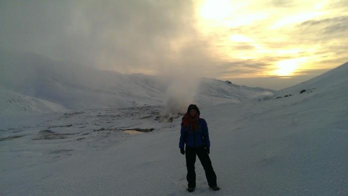 Geothermal field