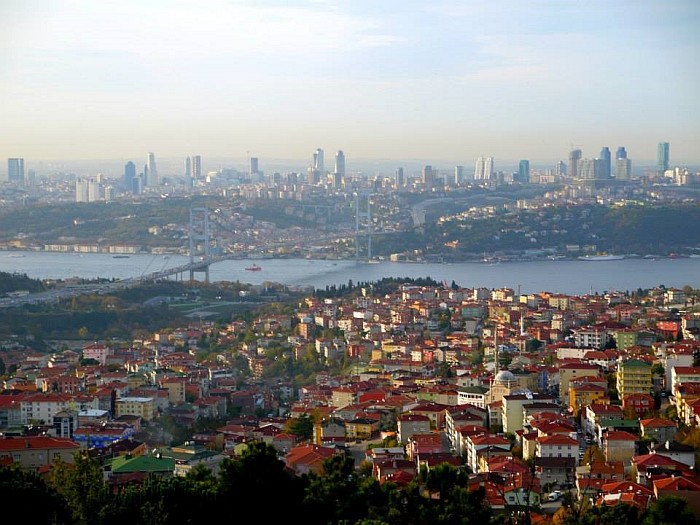 Istanbul – a small country