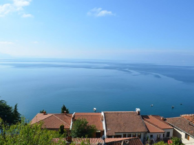 Beautiful Lake Ohrid