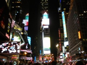 Manhattan - Times Square