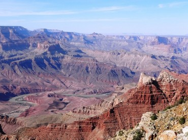 Exploring the Grand Canyon National Park
