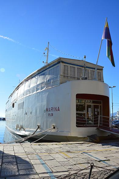 Botel Marina