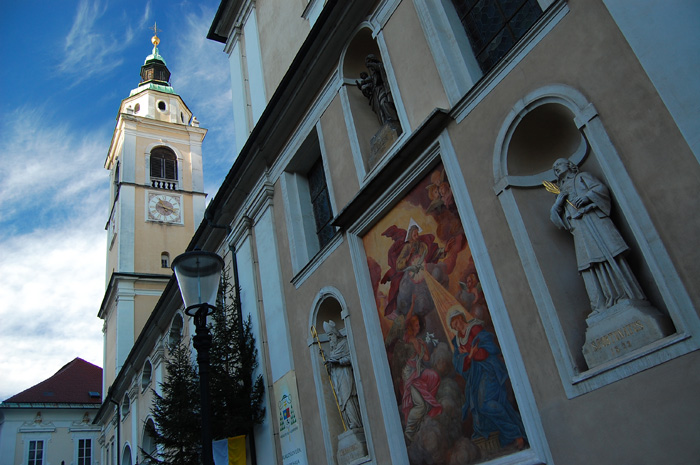 The Cathedral or Church of Saint Nicholas