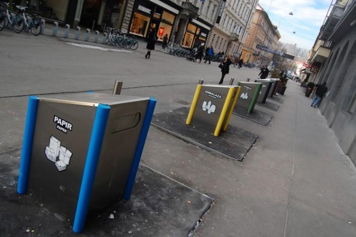 European Green Capital 2016: The recycling bins