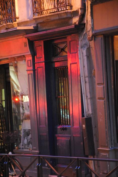 Streets of Paris, France