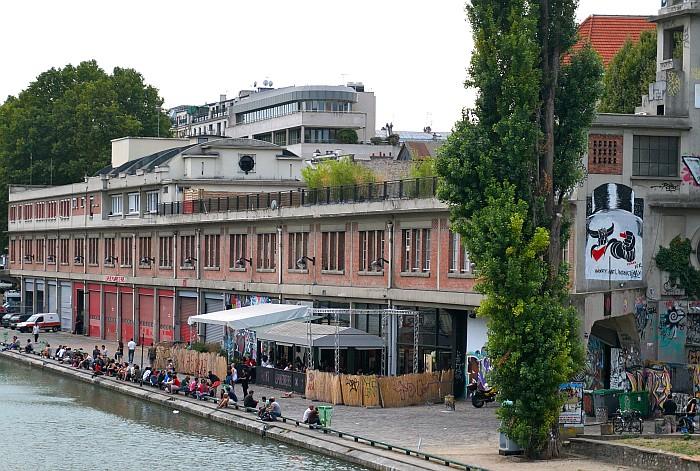 The club Point éphémère