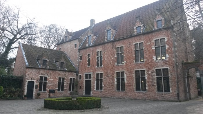 The House of Erasmus ( the write of ''In Praise of Folly), Museum in Anderlecht district, Brussels