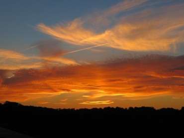 Last Sunset in D.C.