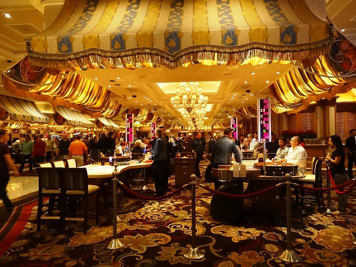 Try gambling at one of the many casinos