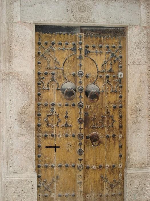 again doors