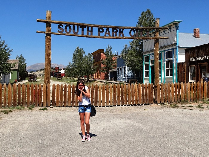 Fun Things to Do in Denver - Entering South Park!
