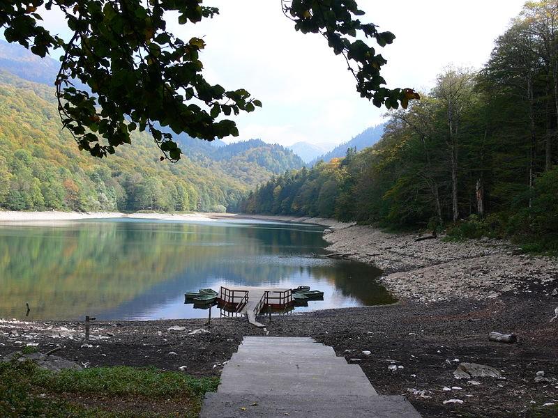 Montenegro - Lake Biograd