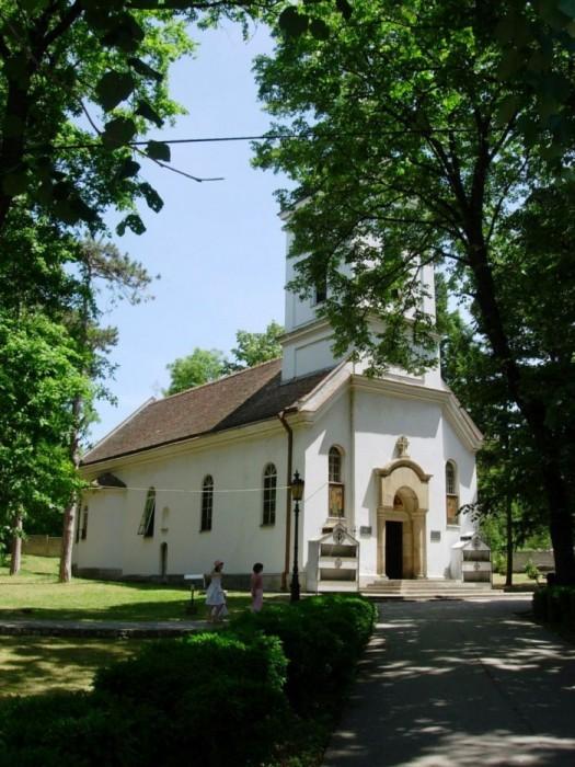 Požarevac - church