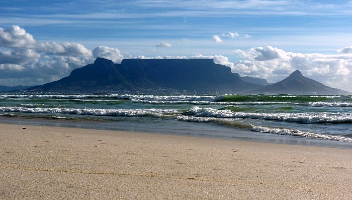 Table Mountain and Lions Head - Cape Town