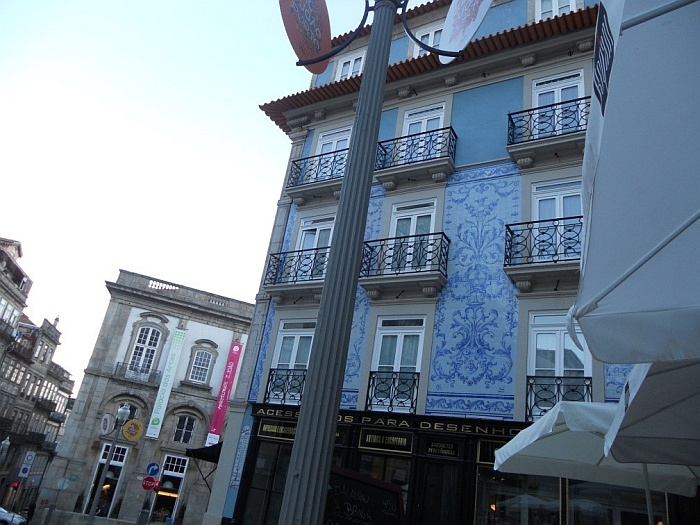 Typical house in Portugal