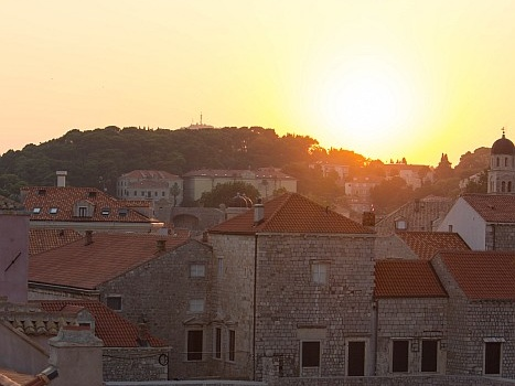 Good night, Dubrovnik!