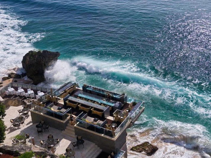 Rock bar, Image Source: http://ayanaresort.com/rockbarbali/site/about