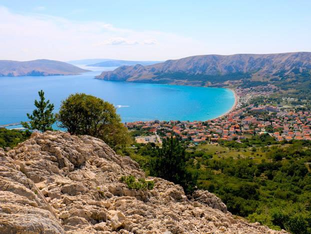 Magnificent Island Krk, Croatia