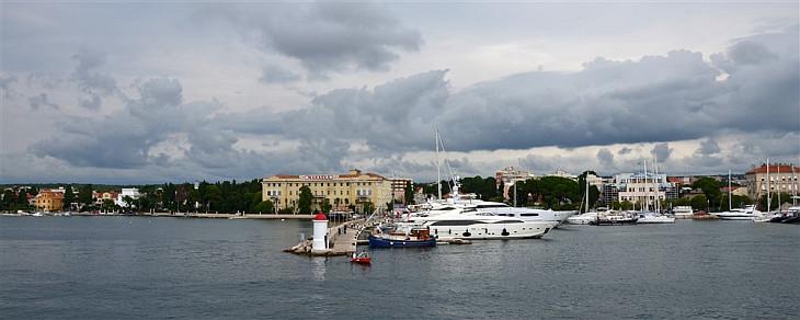 City of Zadar, Croatia