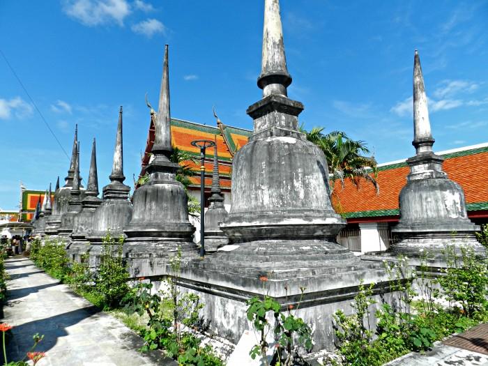 Wat Phra Mahathat Worawihan, Nakhon Si Thammarat.