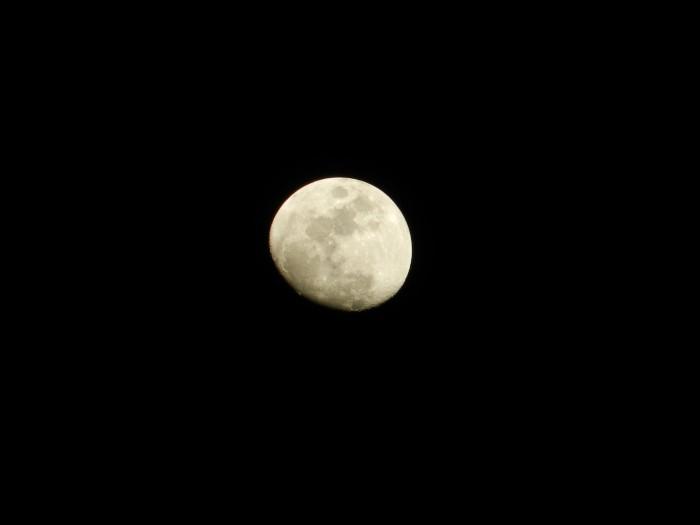 Moon over Antakya