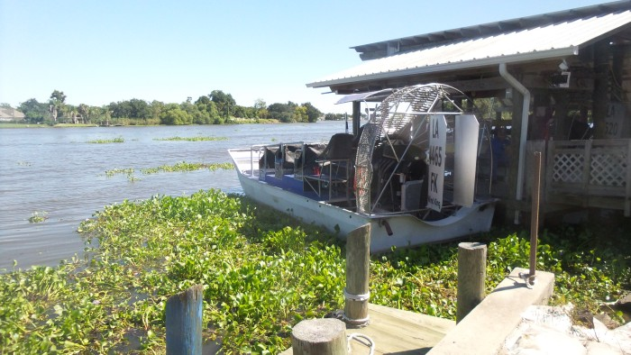 New Orleans - Airboat swamp tour