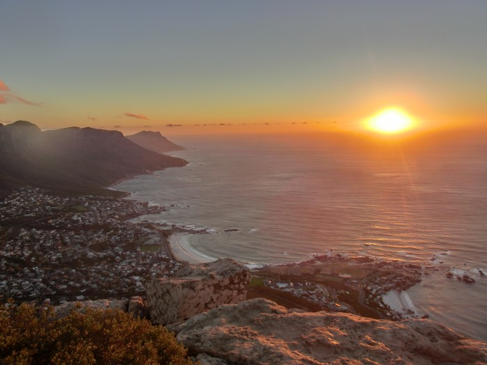 Things to do in Cape Town South Africa - Lion's Head