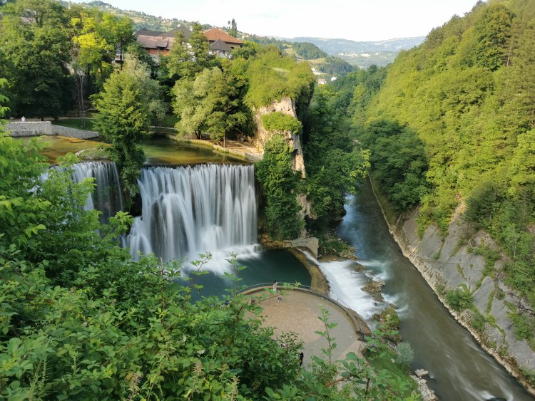 jajce city